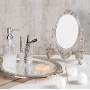 Cj 3 pç p/ Banheiro de Vidro Pierre - Lyor