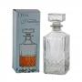 Garrafa 700ml de Vidro p/ Whisky Dublin - Lyor