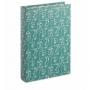 Kit 2 Livros Caixa Estampados Verde e Rosa - Mart