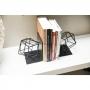 Kit Aparador de Livros Cubo Preto - Mart