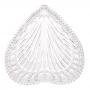 Petisqueira 18cm Cristal Heart - Lyor