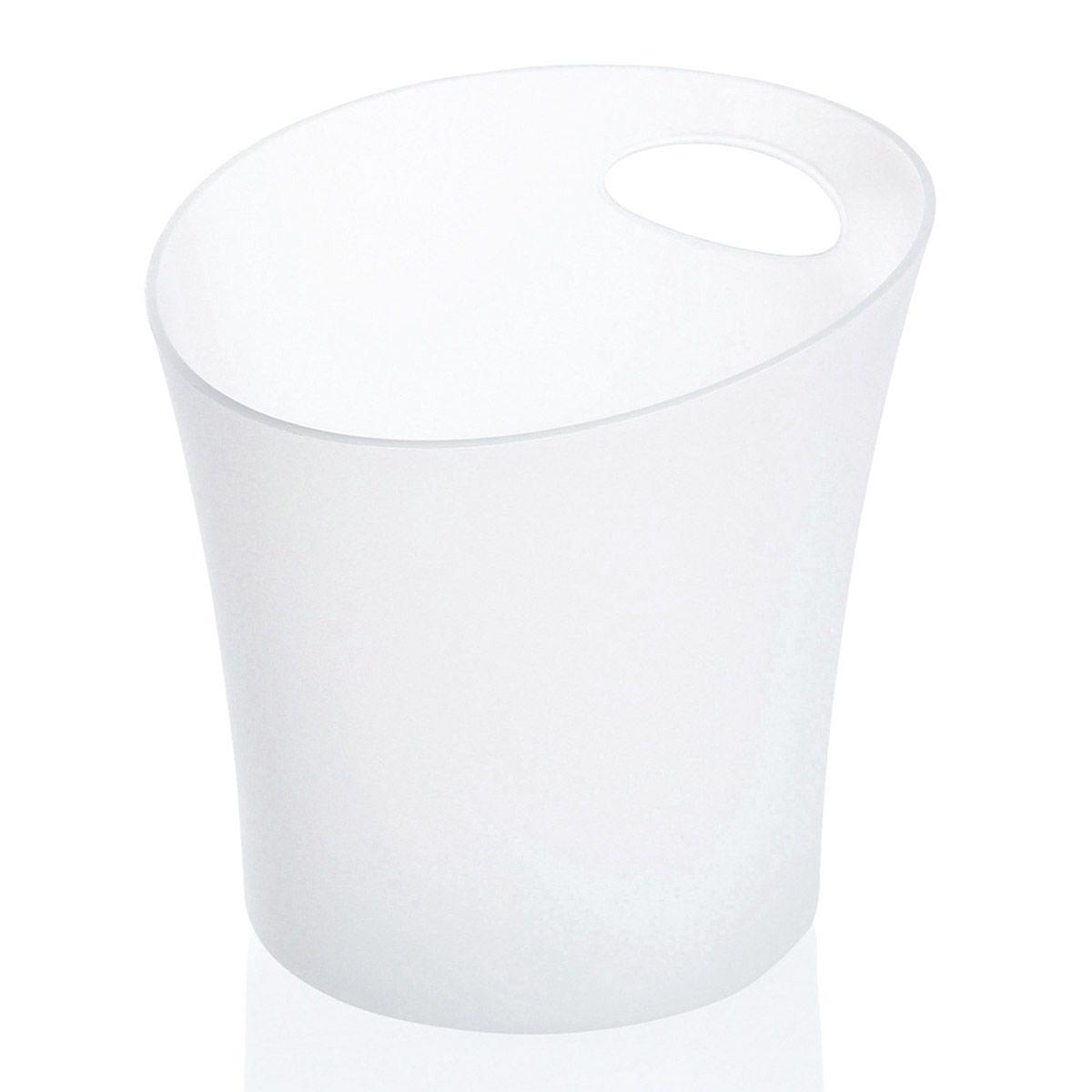 Balde Para Champanhe 3,5L Plástico Transparente - Ou