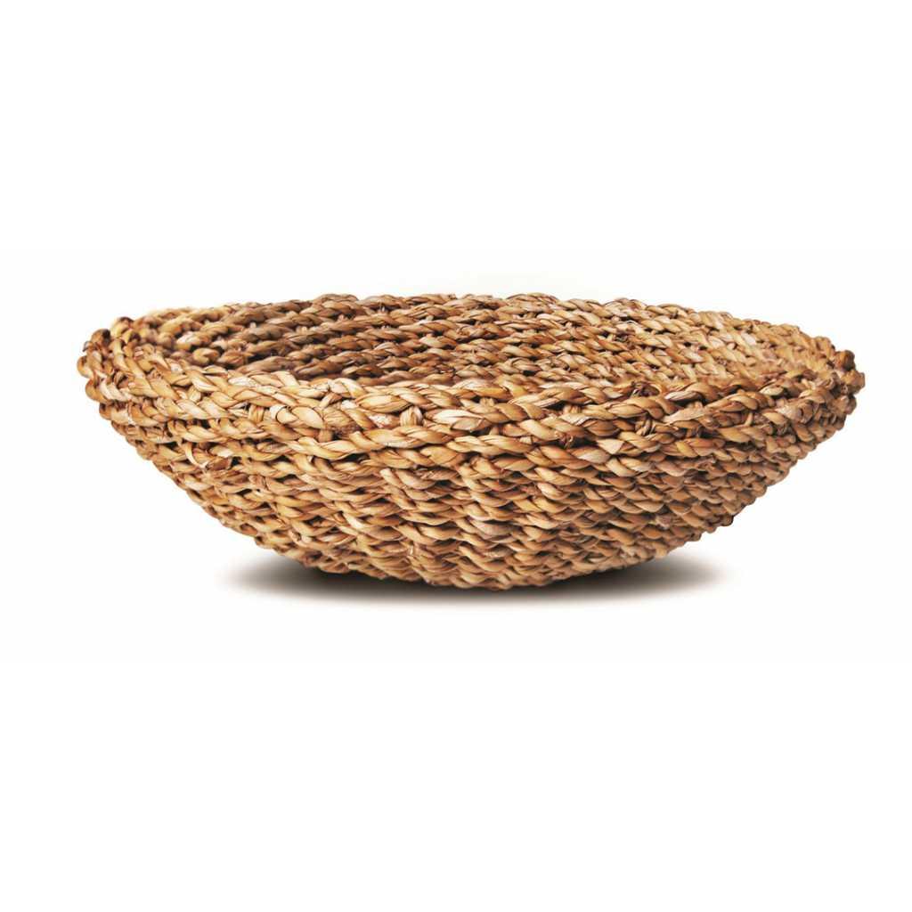 NÃO COMPRAR - Cesto Seagrass Red Mawa 41Cm - Yoi