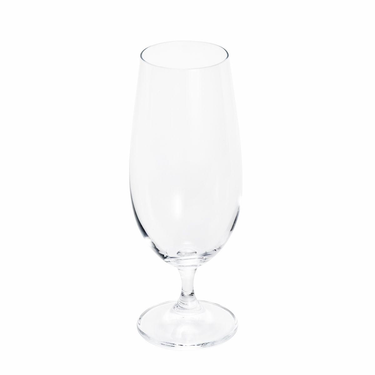 Conjunto 6 Taças Cristal Bohemia Cerveja Gastro 380 Ml - Rojemac