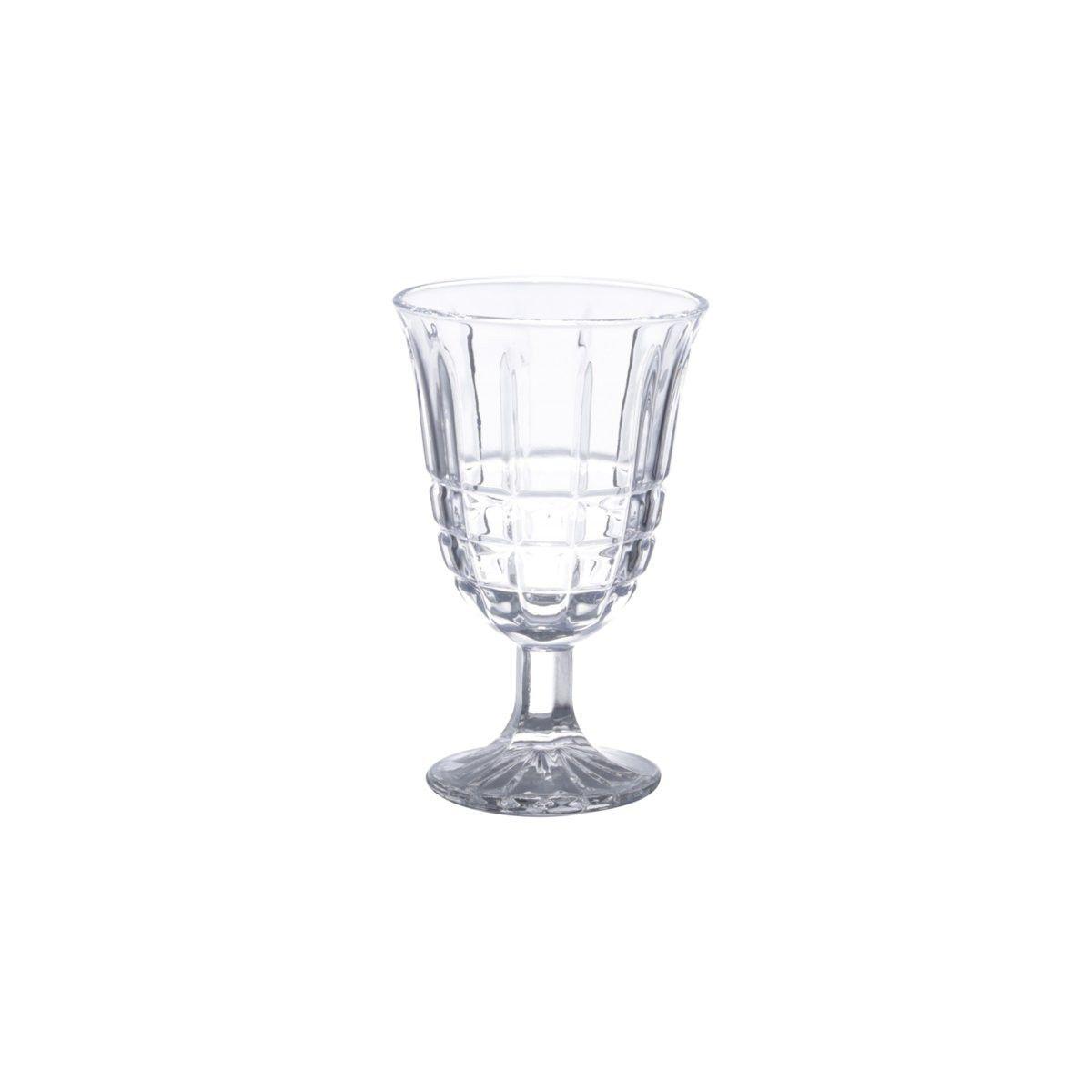 Conjunto 6 Taças De Vidro 250Ml Calcutá  - Lyor
