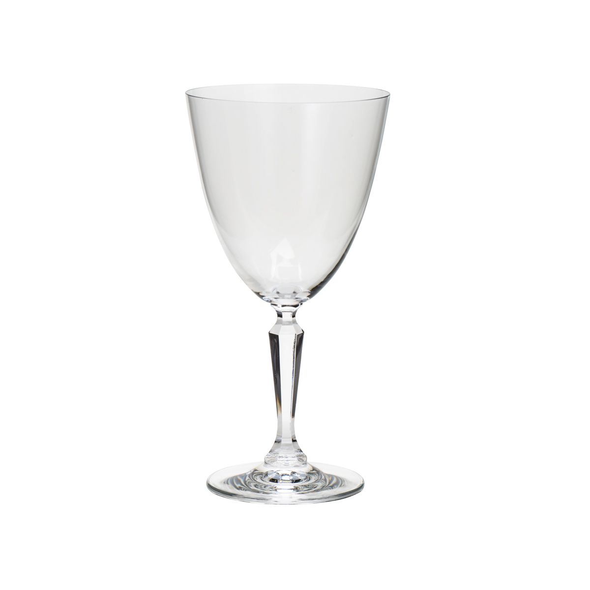 Conjunto 6 Taças Cristal Água Ivana 340 Ml - Rojemac