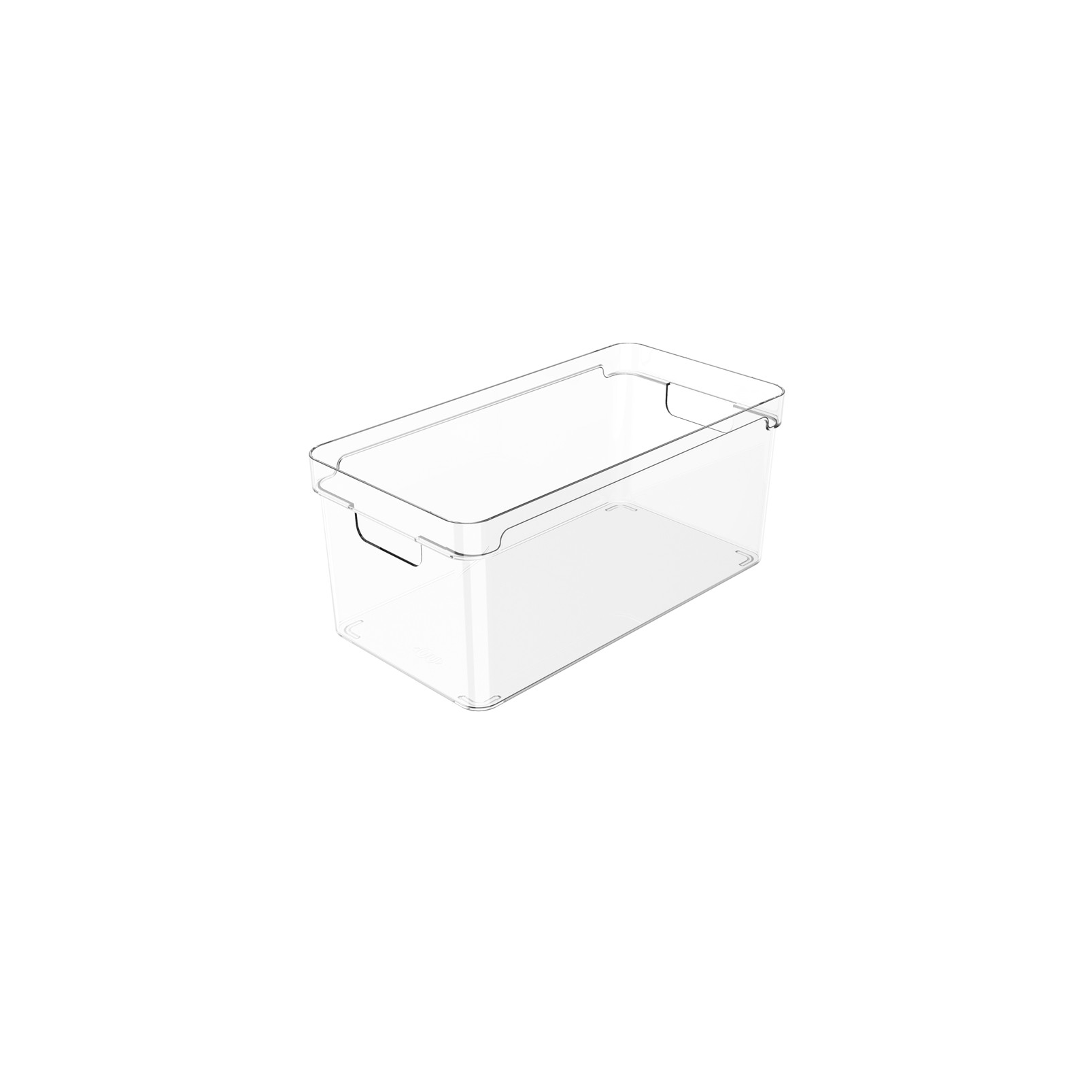 Organizador Clear 30x15x13cm Natural - Ou