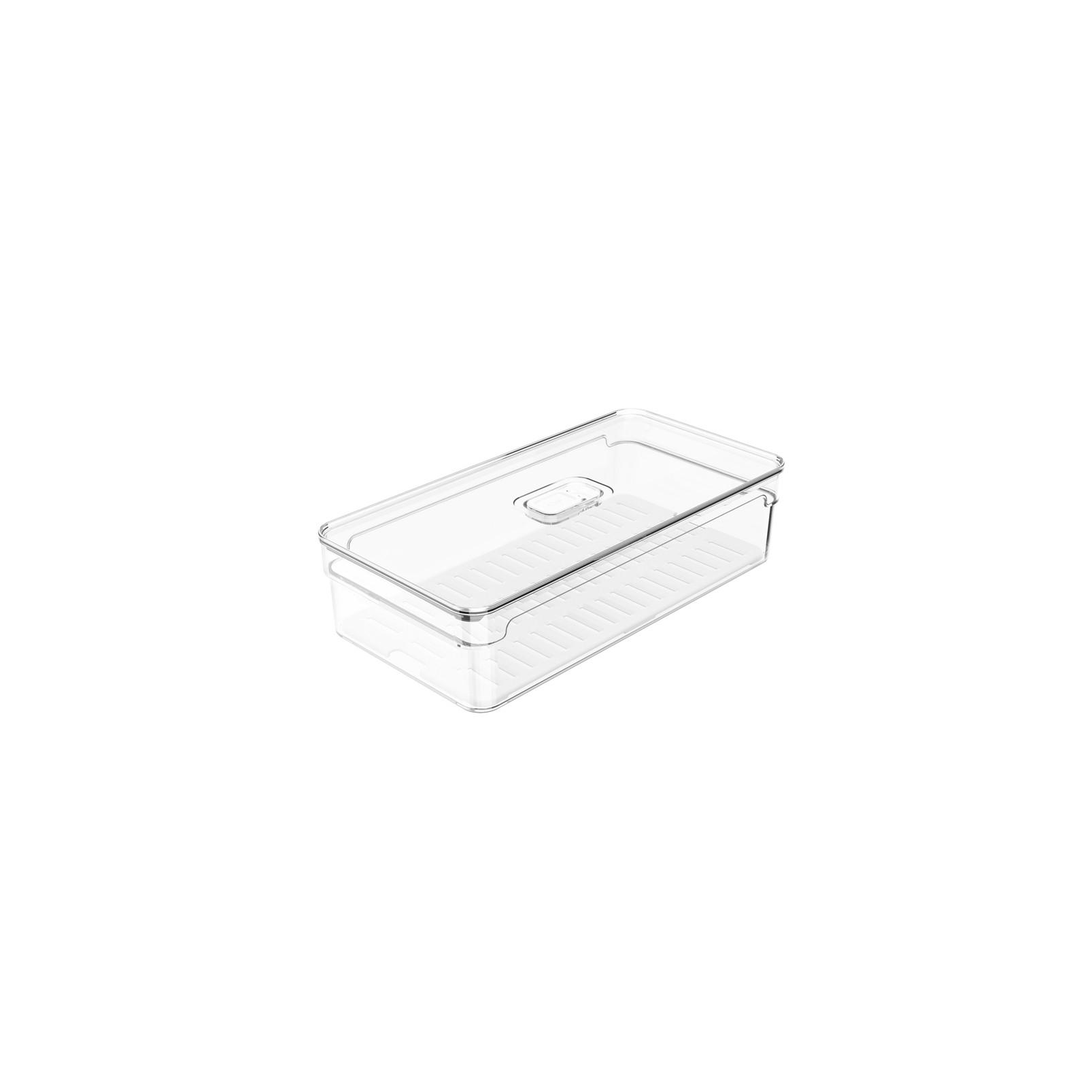 Organizador Clear Fresh 2,8L com Respiradouro Natural - Ou