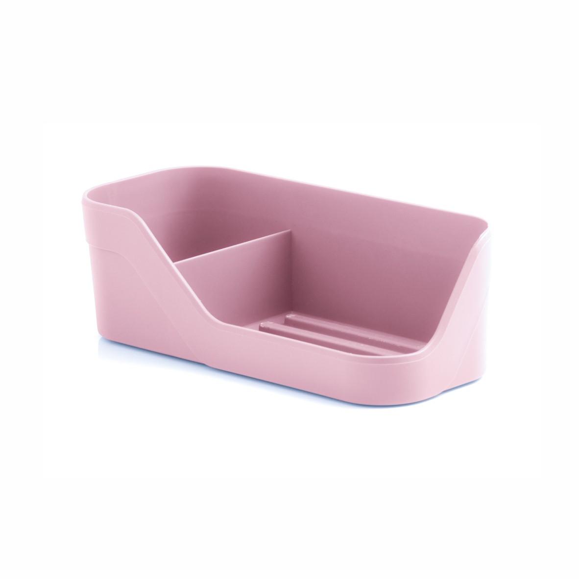 Organizador de Pia Compacto Rosa - OU