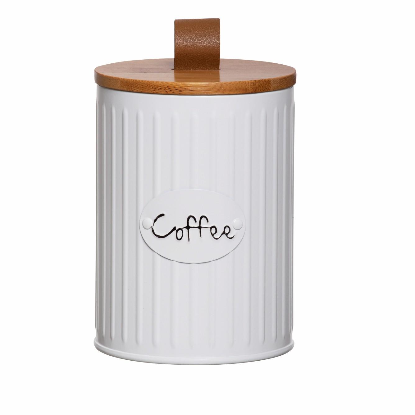 Pote de Mantimento Coffee Lisse - YOI