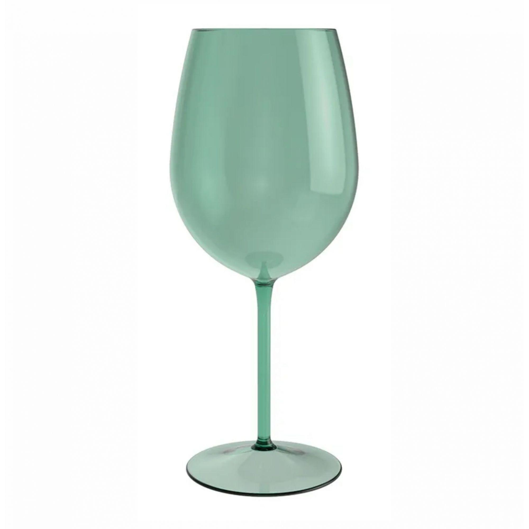 Taça Drink 600Ml Verde - Ou