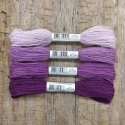 Fio de lã para bordado - Crewel Colors - Série 140 - 24 metros