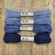 Fio de lã para bordado - Crewel Colors - Série 150 - 24 metros