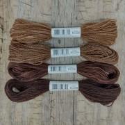Fio de lã para bordado - Crewel Colors - Série 230 - 24 metros