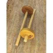 Fuso para fiação manual  - 25 cm