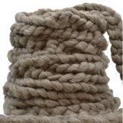 Lã Crioula Natural para Tricô Gigante
