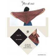 Receita Xale Salta - Iris Alessi, em formato PDF