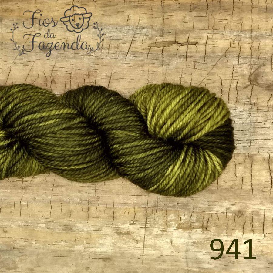 Fio de Lã Corriedale Craft - 98m / 100g