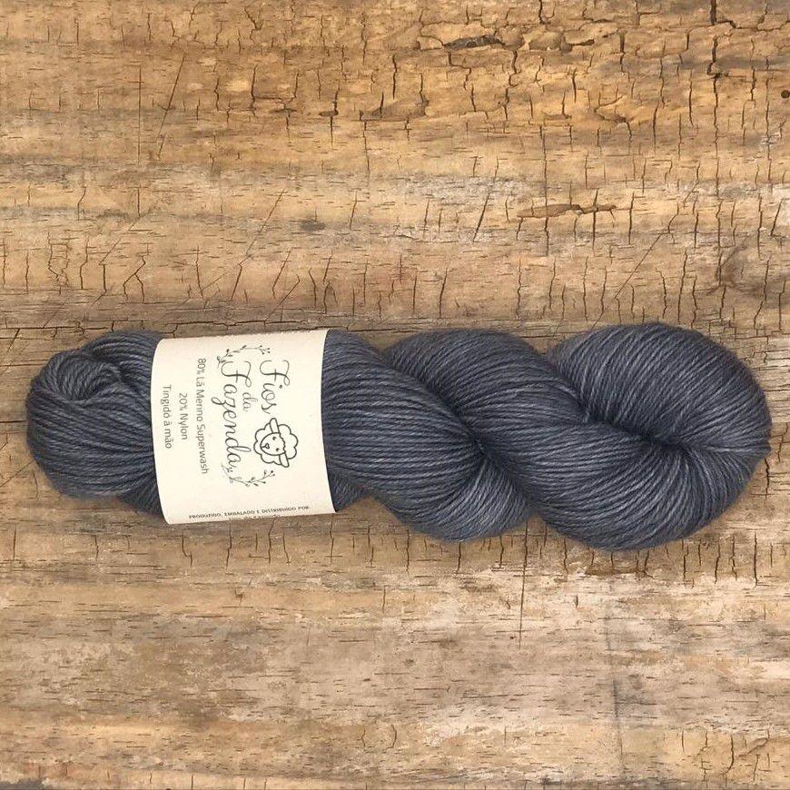Fio de Lã Merino Sock SW 3ply - 100g