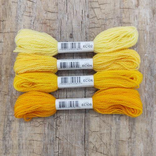 Fio de lã para bordado - Crewel Colors - 24 metros