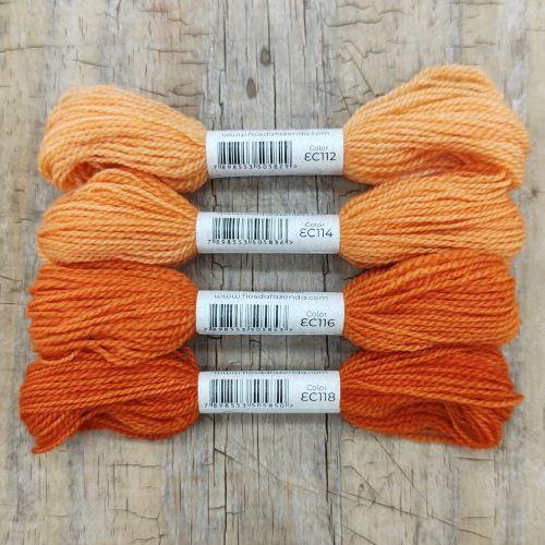 Fio de lã para bordado - Crewel Colors - Série 110 - 24 metros