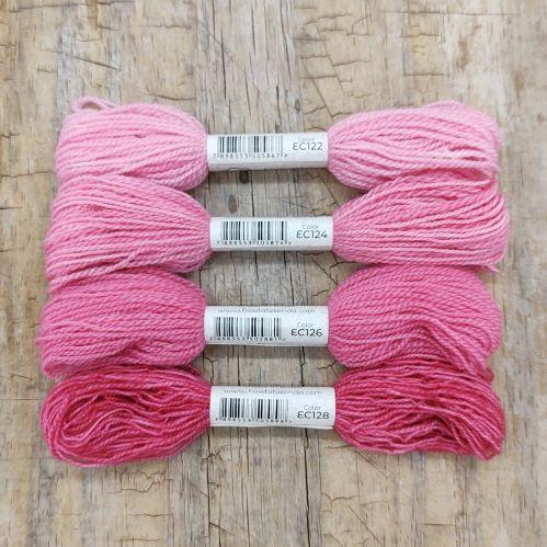 Fio de lã para bordado - Crewel Colors - Série 120 - 24 metros
