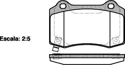 CHRYSLER 300C 6.1 V8 SRT8  05/... - TRASEIRA