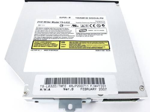 Drive Interno Notebook Ts-l632 Cd Dvd Rw Ide