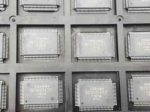 Ci Circuito Integrado Toshiba A8879cscfg7c11 Tv2177 Tv 2977