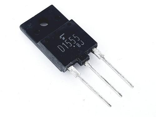 10 Peças Transistor 2sd1555 - D1555 8j Novo