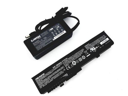 Bateria + Carregador 19 V Notebook 1462 Sti Semp Toshiba