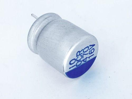 10 Peças Capacitor Eletrolitico Smd 470 X 16