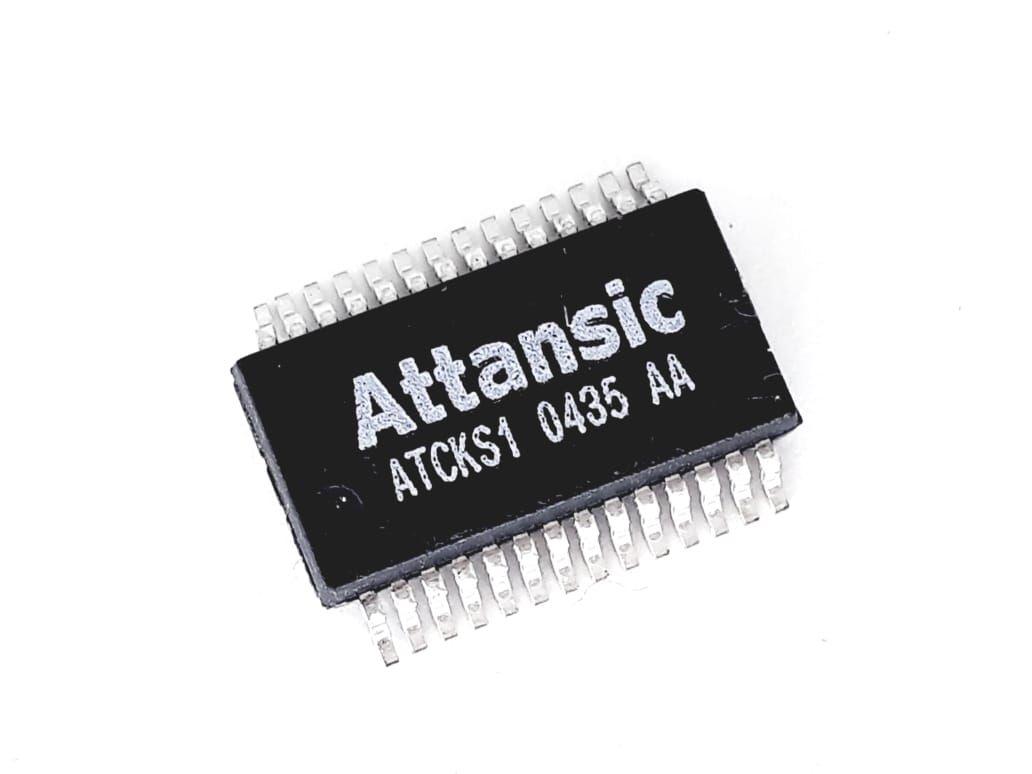 10 peças Ci Circuito Integrado ATCKS10435 AA Attansic