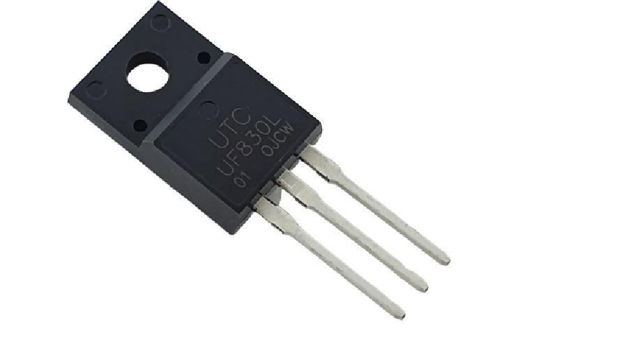 10 Peças Transistor Fet Uf830L