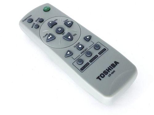 Controle Remoto Original Cr4040 Toshiba Home Theater Mc662dw 4040