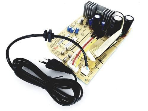 Placa Da Fonte Toshiba Ms7520 Mini System Cabo De Força