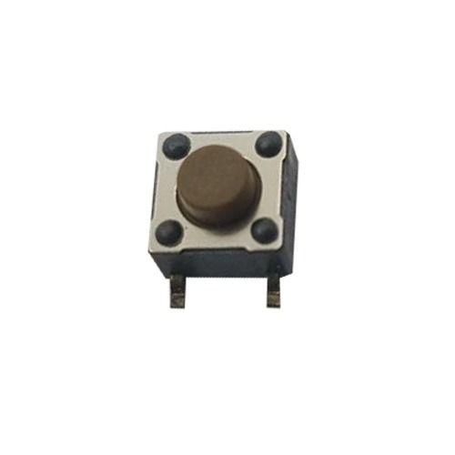 80 Peças Chave Tact Tactil Smd 0,6 mm Novo