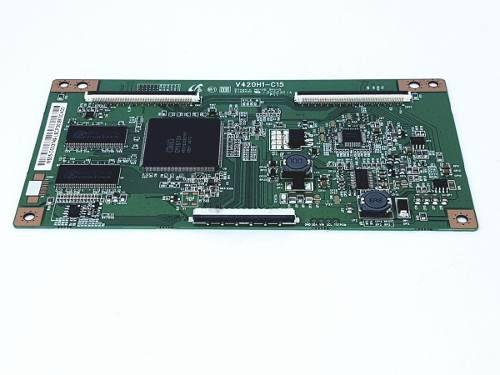Placa T-com Tx Semp Toshiba Lc 4246w 4245w V420h1-c15 Nova