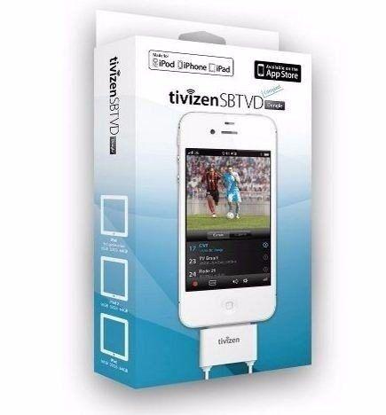 Receptor Tv Digital Tivizen Sbtvd 30 Pinos Ibz-200