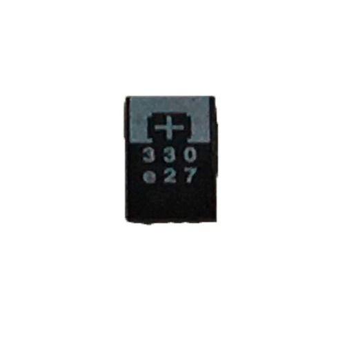 10 Peças Capacitor Polymer Tantalo 330uf X 2,5v Ps3 Nec