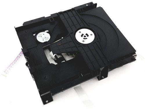 Unidade Ótica Com Mecânica Mecanismo S76 Laser Flat