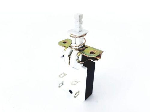 Chave Push Boton 4 Pinos 8a 250v