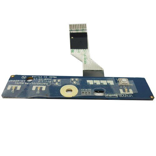 Placa Para Notebook Usb + Led + Power Intelbras Com Flat