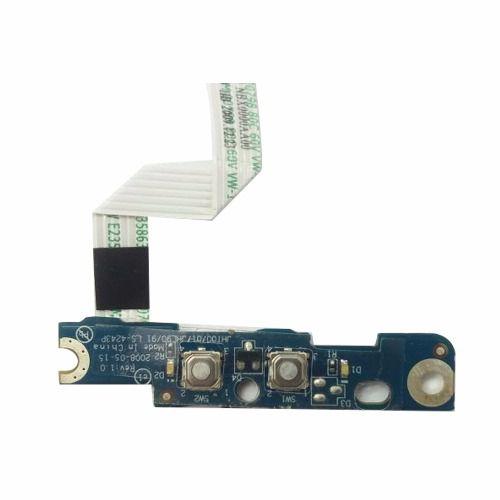 Placa Power Ls-4243p - Rev: 1.0 Notebook Intelbras Nova