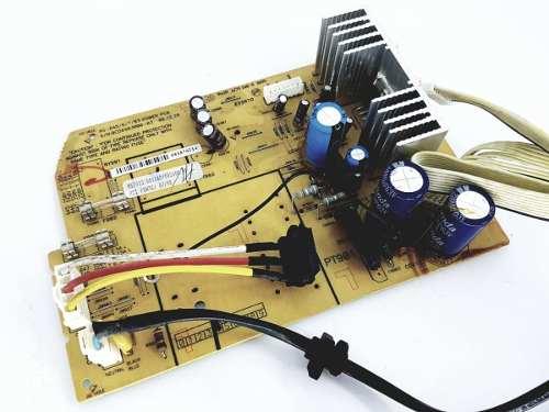 Placa Da Fonte Toshiba Ms7513 Mini System Som