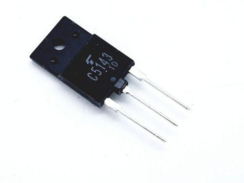 6 Peças Transistor Original 2sc5143 C5143