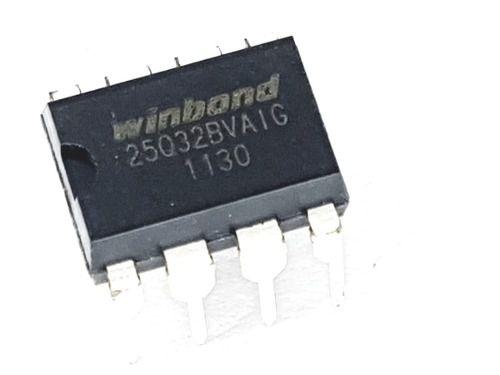 Ci Circuito Integrado Bios Winbond-25q32-bva1g Original