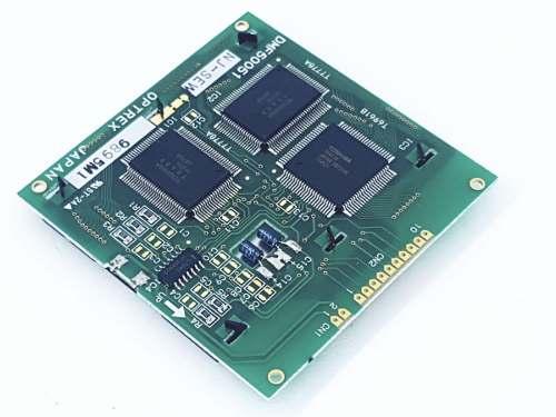 Display Lcd 128x64 Optrex Dmf 50051 Novo