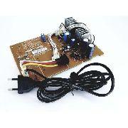 Placa Da Fonte Mini Systen Ms7306 Semp Toshiba Completa Som
