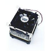 Cooler Avc P419 6nc Novo Na Caixa Ventilador Processador